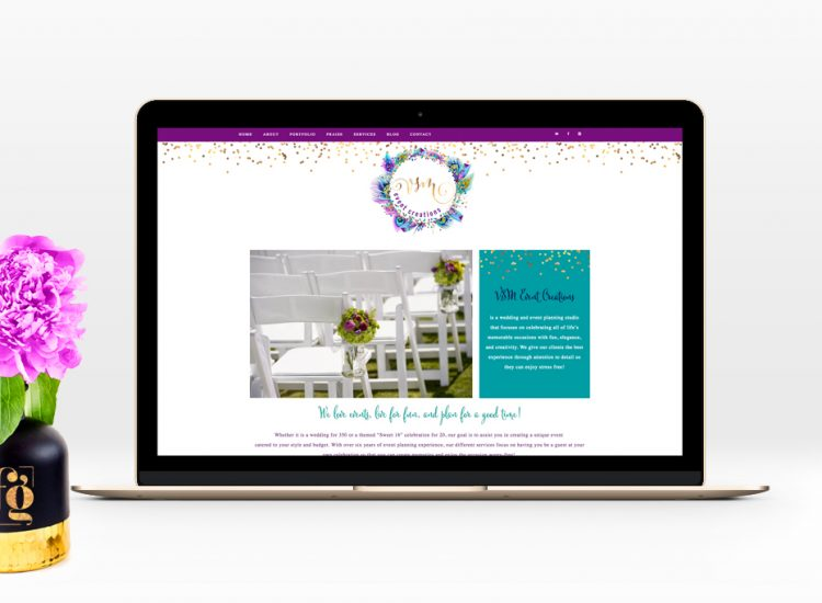 Featured Project: VSM Event Creations