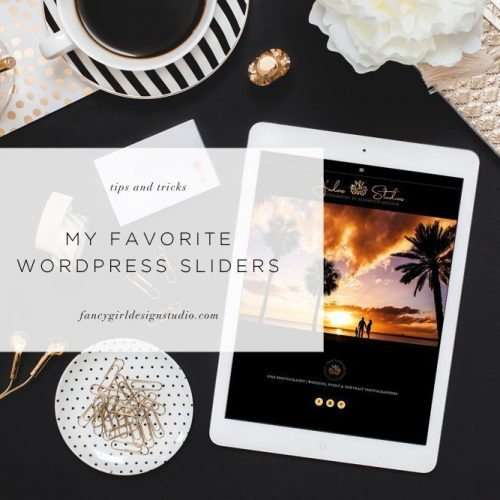 My Favorite WordPress Slider Plugins