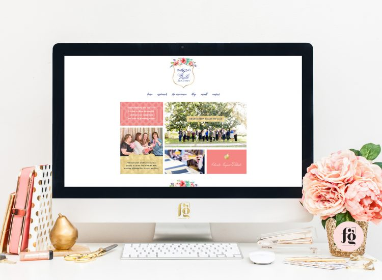 Featured Project: Dairing Bride Academy