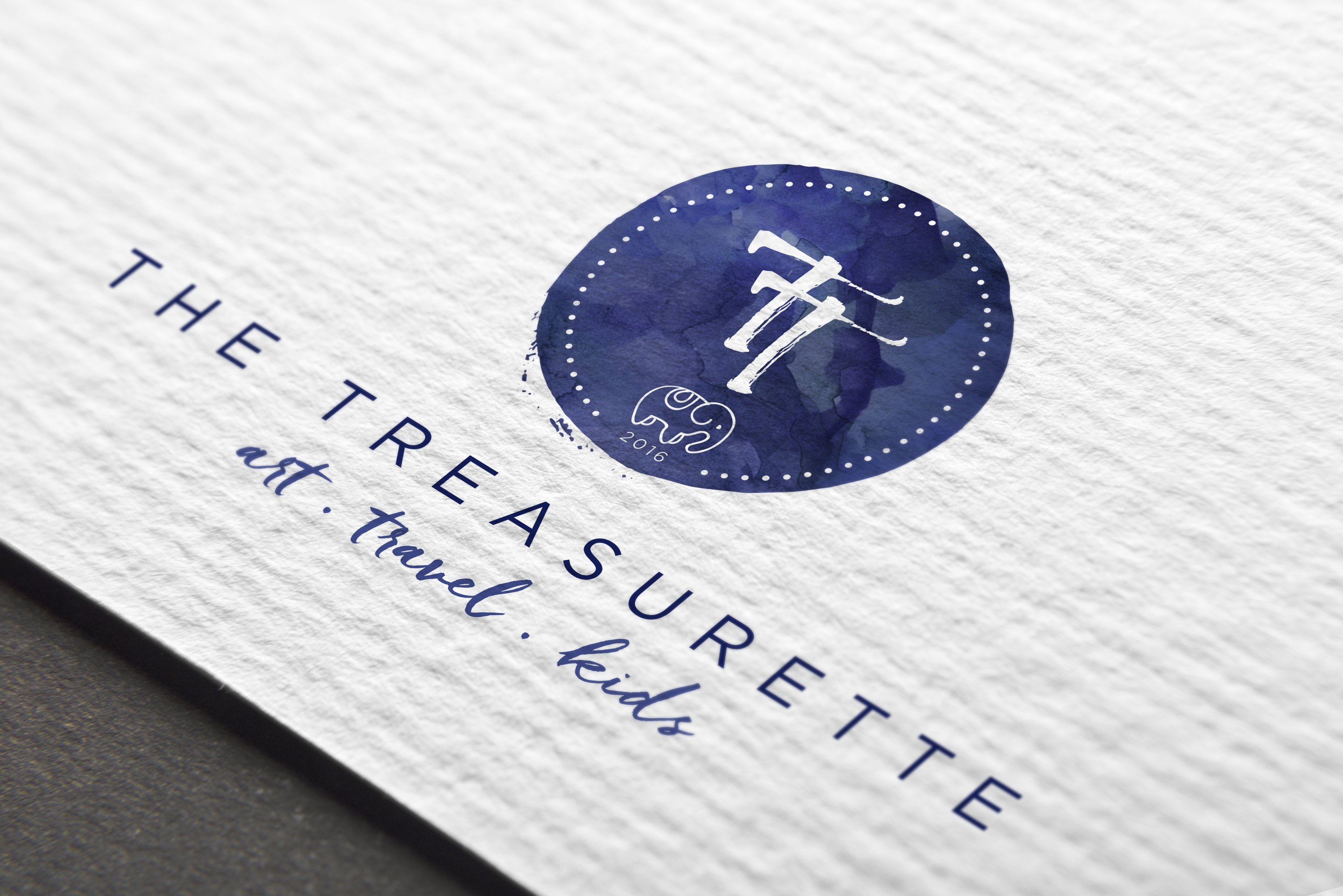 The Treasurette Logo