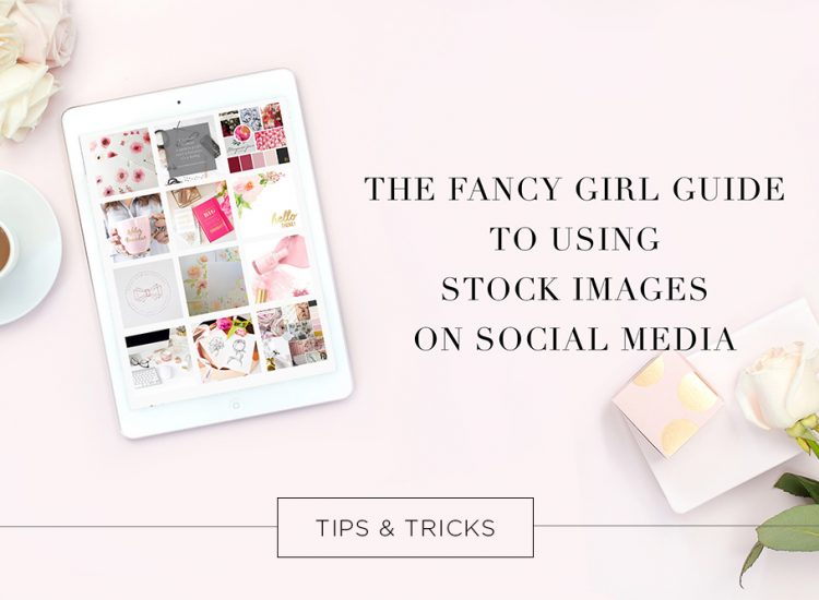 Using Stock Images on Social Media