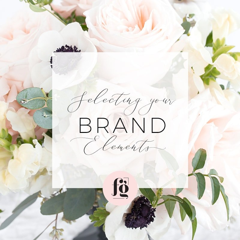 Selecting Brand Elements