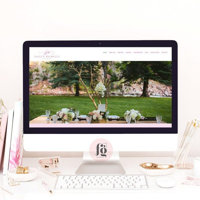 Featured Project: Jaclyn Michelle Events