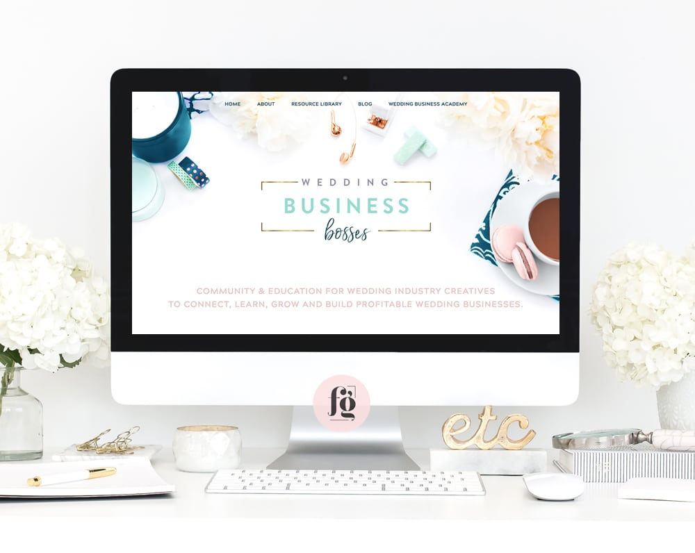Featured Project: Wedding Business Bosses