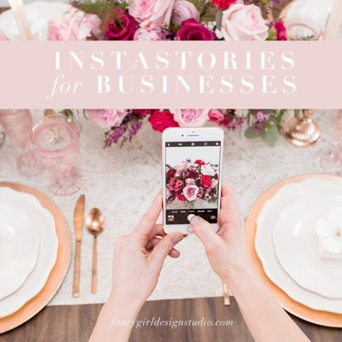 Instastories for Businesses