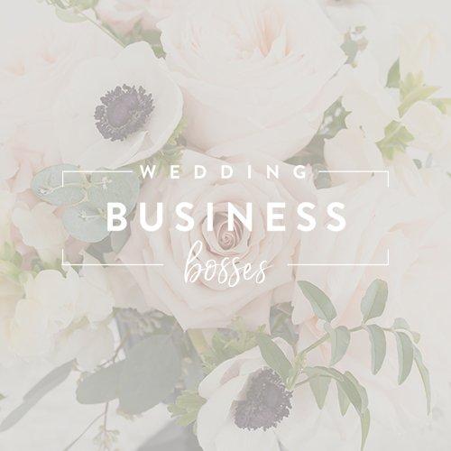 Wedding Business Bosses