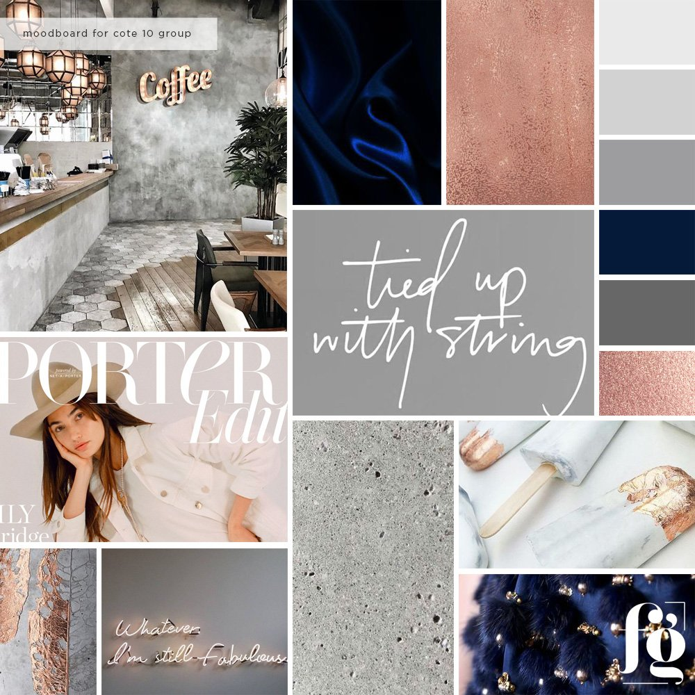 cote 10 digital moodboard by fancy girl design studio