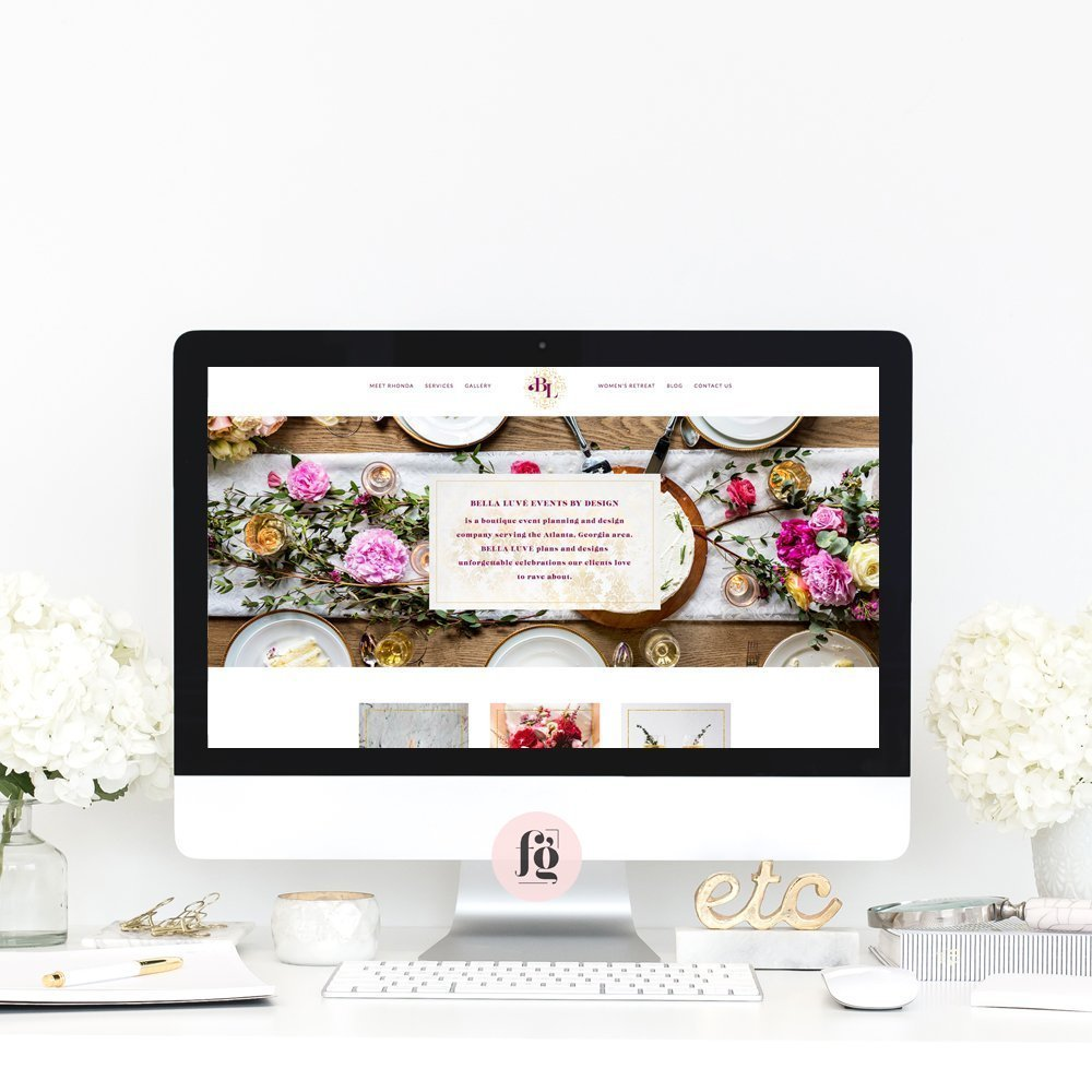 Featured Project: Bella Luve Events by Design