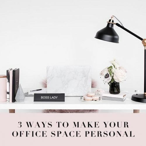 3 Ways to Run a More Personal Office Space
