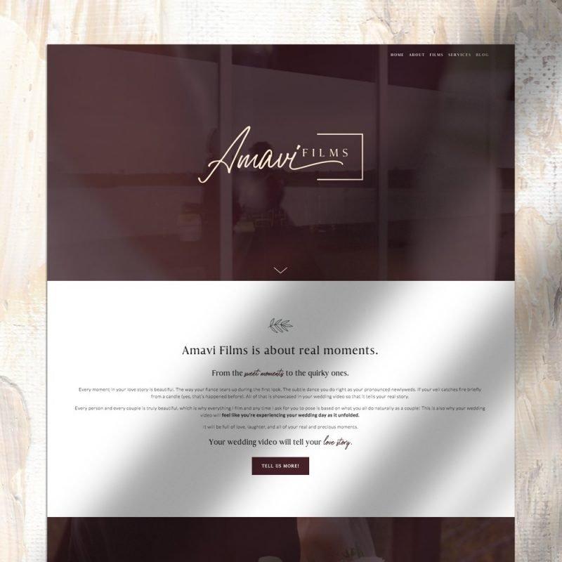 Featured Project: Amavi Films