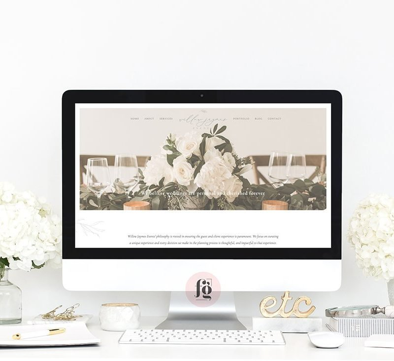 Featured Project: Willow Jaymes Events