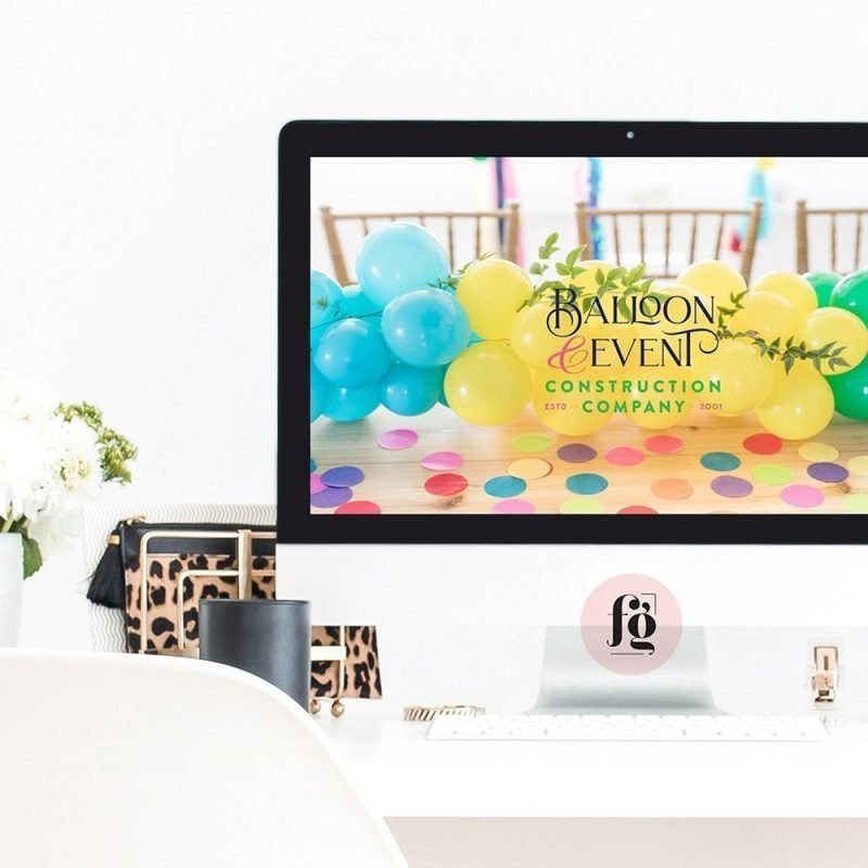 Featured Project: Balloon & Event Construction Company