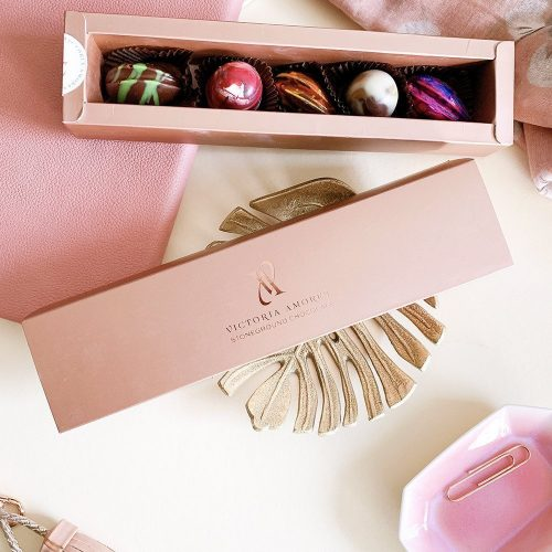 Featured Project: Victoria Amores Chocolates