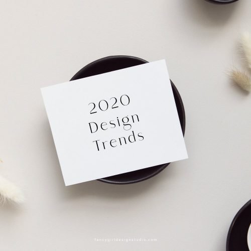 My Favorite 2020 Graphic Design Trends