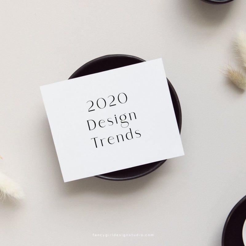 My Favorite 2020 Graphic Design Trends