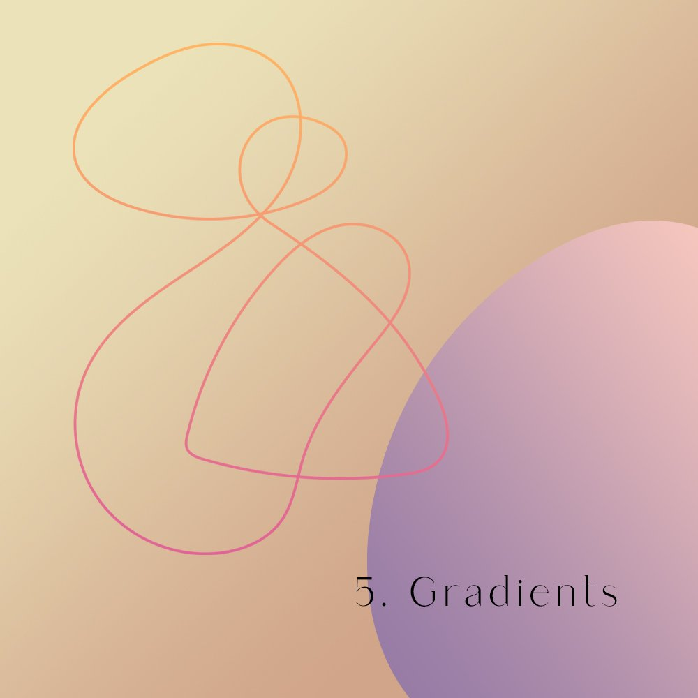 2020 design trend: gradients