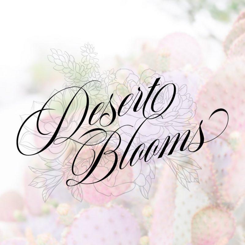 Desert Blooms Flowers