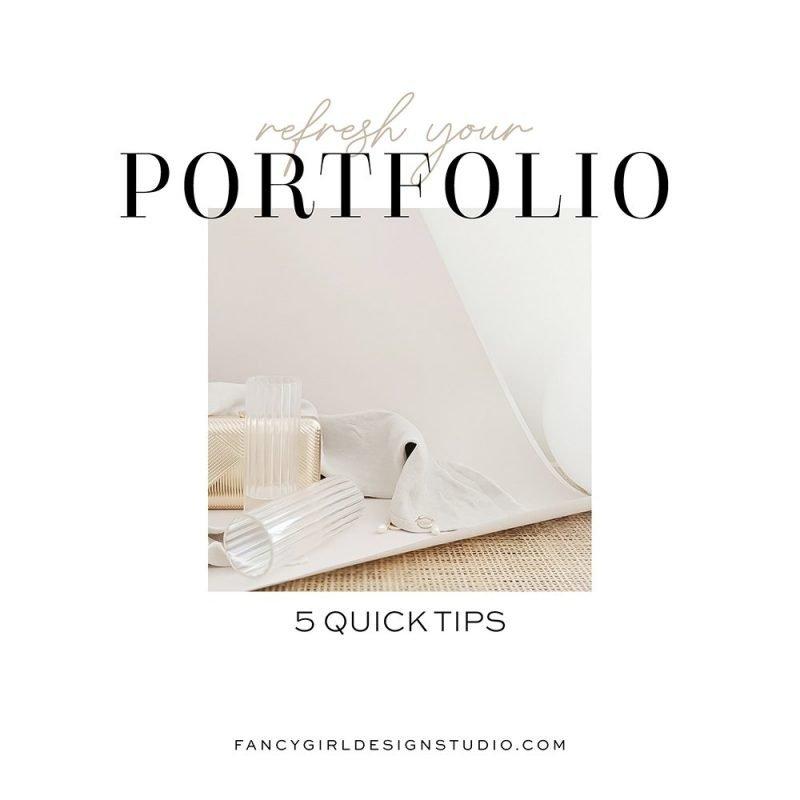 Make your portfolio work for you