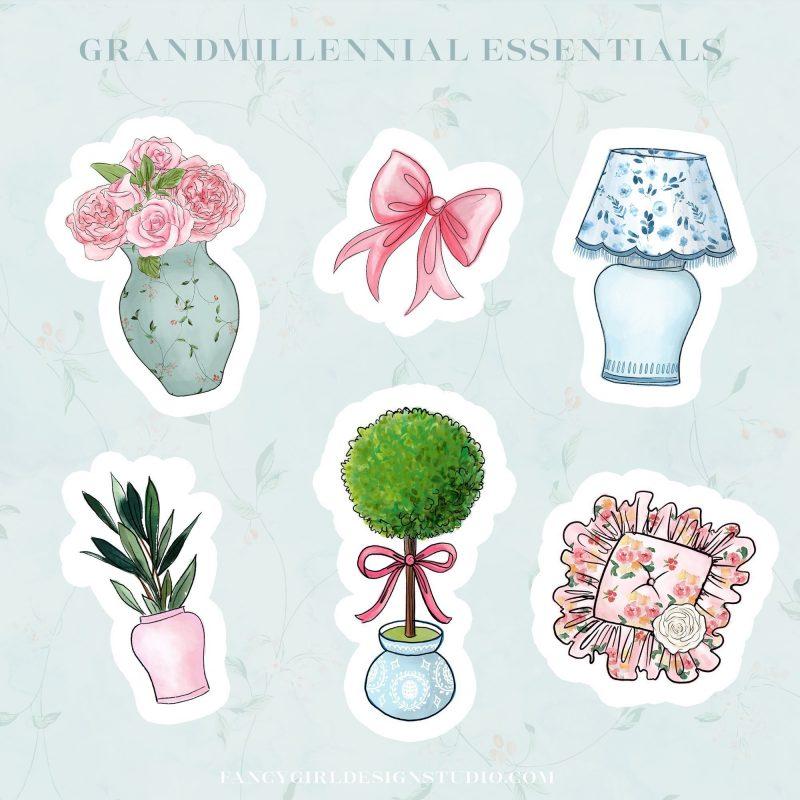 Grandmillennial Essentials