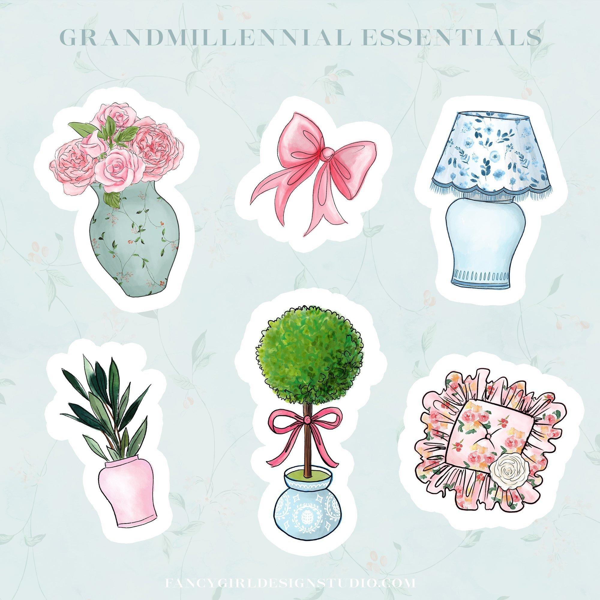 grandmillennial style essentials