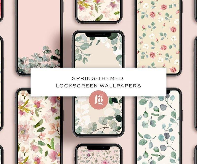 Spring Lockscreen Wallpapers